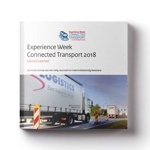 Experience Week Connected Transport 2018
